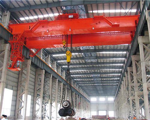 100 ton overhead crane manufacturer