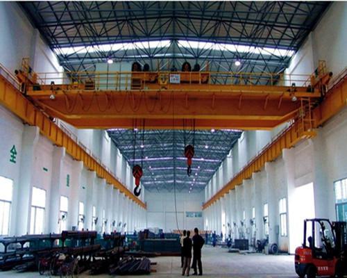 100 ton overhead crane from Ellsen