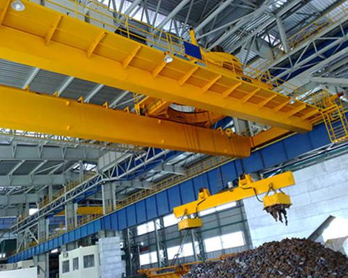 20 Ton Magnetic Overhead Crane for Sale