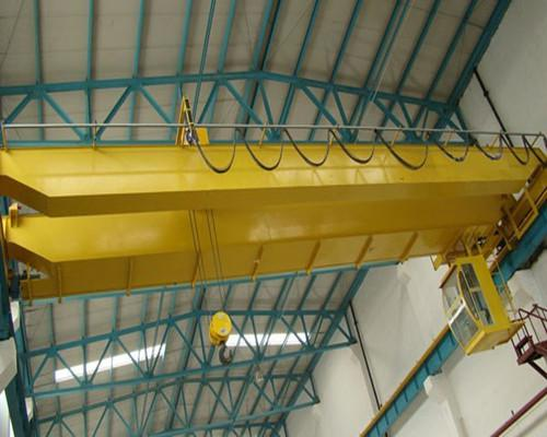 30t AQ-LH Double Girder Lifting Crane Supplier