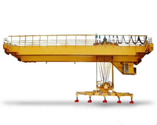 Magnetic Overhead Crane With Carrier-beam for Sale
