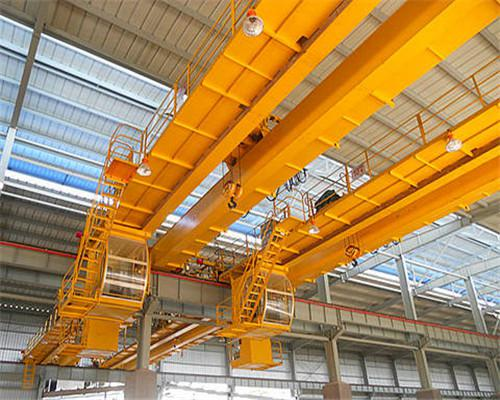 Electric Overhead Traveling Crane Price