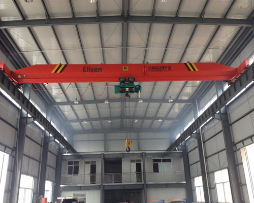 Ellsen LD type single girder bridge crane 10 ton for sale
