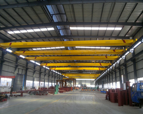 AQ-LD Single Girder 5 Ton Bridge Crane for Sale