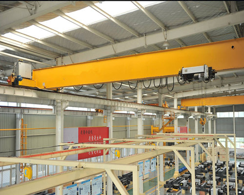Ellsen LX European type 10 ton single girder bridge crane for sale