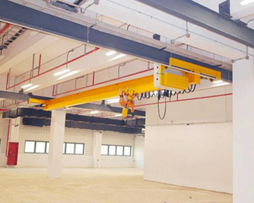Single girder bridge crane 10 ton for sale