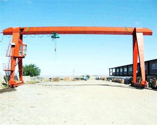 Ellsen MH model Electric Hoist Single Girder Gantry Crane