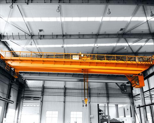 Ellsen QB explosion-proof 50 ton double girder overhead crane for sale