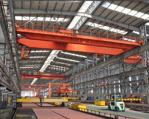Ellsen QD common type 50t overhead crane for sale