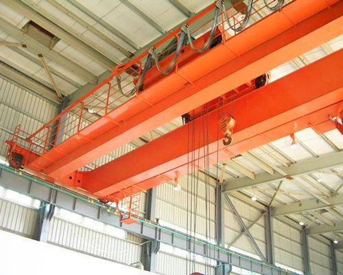 High quality girder electric trolley bridge crane for sale
