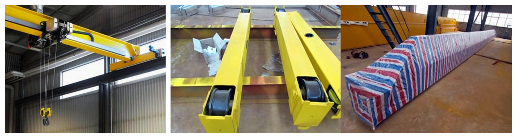 Ellsen top quality shop overhead crane design for sale