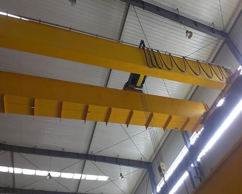 Ellsen lifetime maintenance NLH type 25 ton bridge crane for sale
