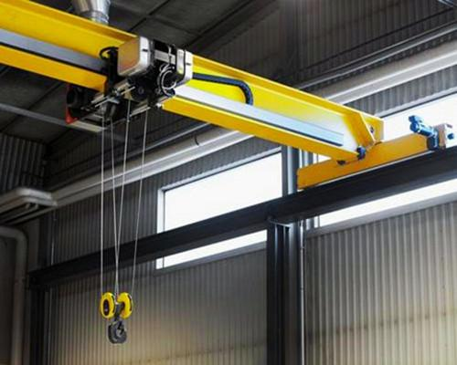HD type european standard overhead crane from Ellsen