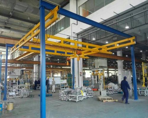 Overhead Shop Crane From Ellsen Manufacturer For Sale