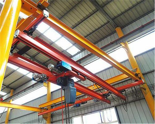 KBK Free Standing Overhead Crane from ellsen