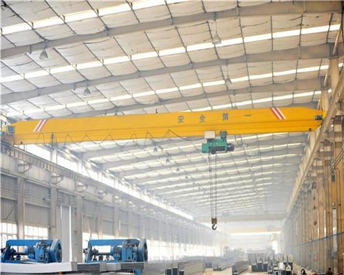 AQ-LDY Metallurgy Single Girder Crane for Sale