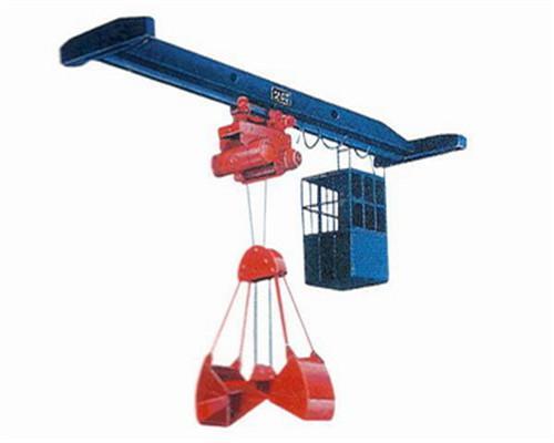 LDZ Grab Overhead Crane
