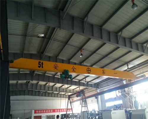 AQ-LD Single Girder Electric Hoist Crane Price