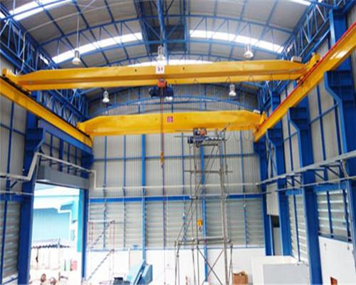 LDtype single girder electric hoist crane