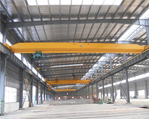 AQ-LD Single Girder Bridge Crane for Sale
