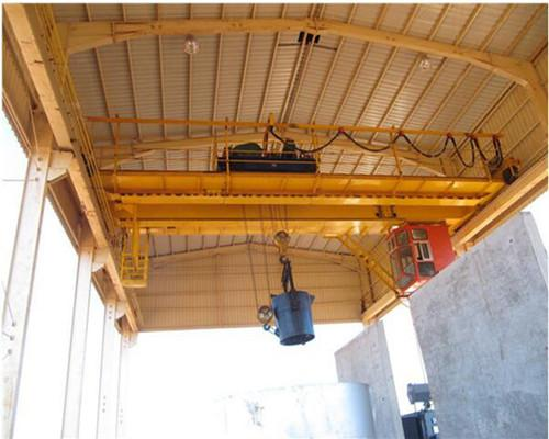 LH Double Girder Lifting Crane