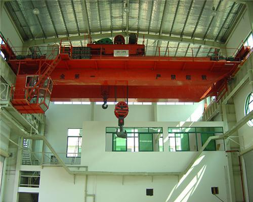 LH Double Girder Lifting Crane