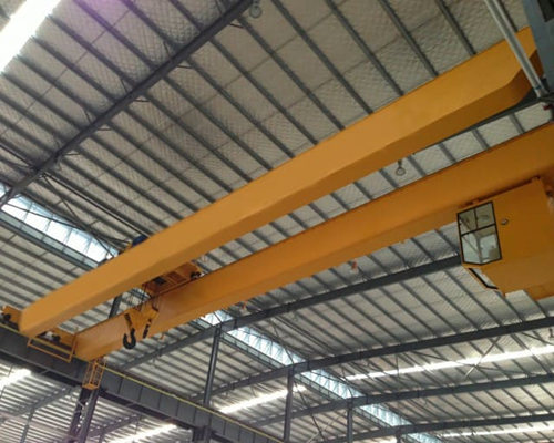 High quality double girder overhead crane 5 ton in Thailand