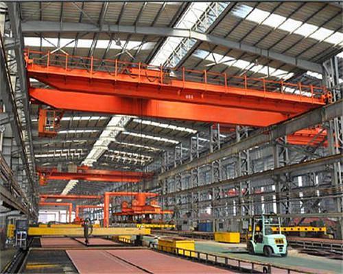 QC type electromagnetic overhead crane