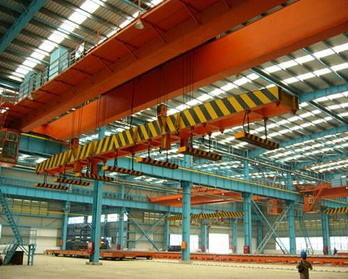 QC type electromagnetic overhead crane from Ellsen