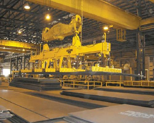 QC type electromagnetic overhead crane of Ellsen