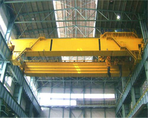 AQ-QD Type Double Girder Overhead Crane With Hook for sale