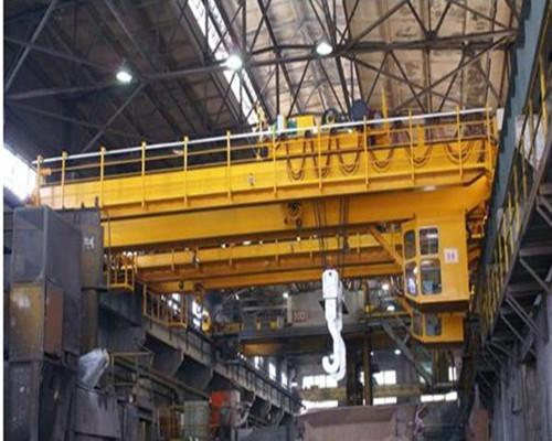 AQ-QDY Type Foundry Overhead Crane Manufacturer