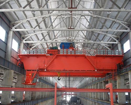 QDY type foundry overhead crane