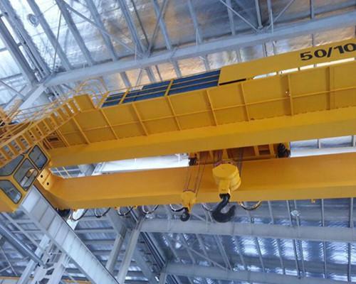 AQ-QE 50t Dual-trolley Overhead Crane