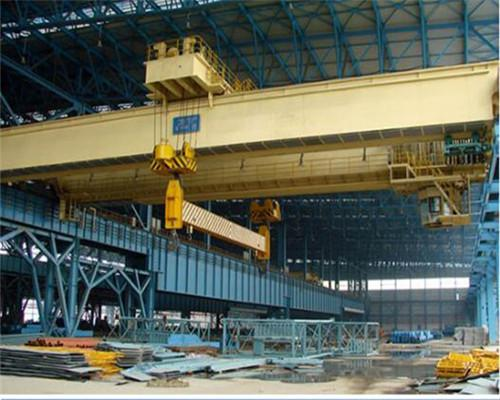 AQ-QL Type Overhead Crane With Carrier-beam