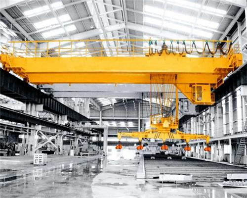 QL type overhead crane with carrier-beam