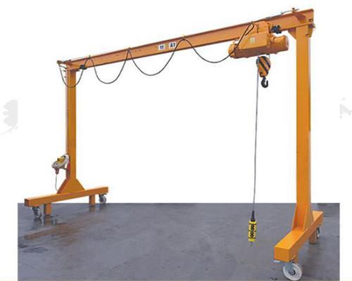 garage overhead crane of Ellsen
