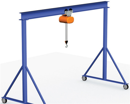 1 ton bridge crane from Ellsen manufacturer