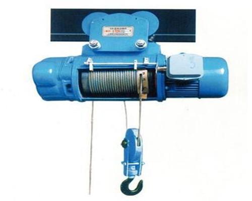 CD type electric hoist
