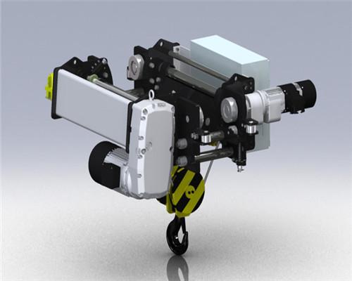 European standard electric hoist