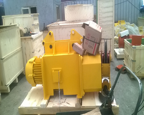 AQ-HC type box electric hoist