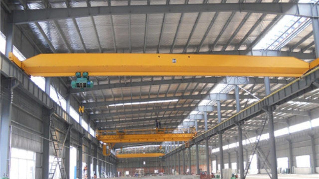 1 Ton Bridge Crane Of Ellsen Manufacuturer For Sale
