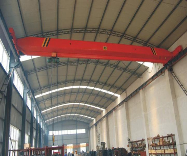 LD type single girder overhead cranes for sale