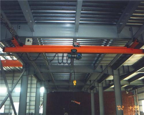 AQ-LDY Metallurgy Single Girder Crane Supplier