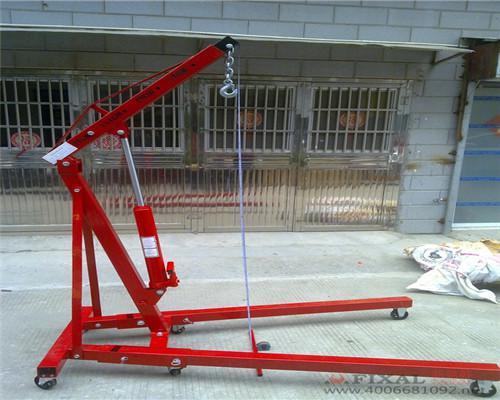 manual bridge crane