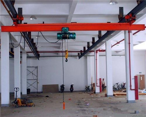 manual overhead crane from Ellsen