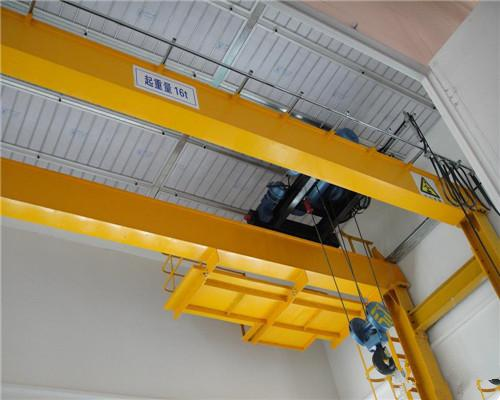 manual overhead crane of Ellsen