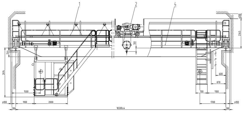EOT Crane Design Image