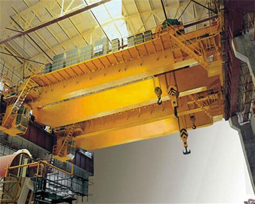 Ellsen 15 ton warehouse hook double girder overhead crane for sale