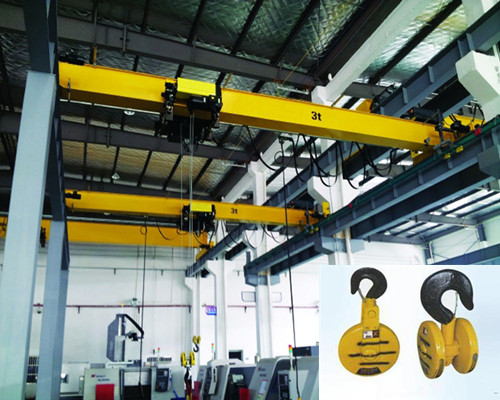 Ellsen HD warehouse single girder bridge crane for sale